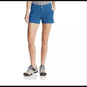 Columbia Women's Saturday Trail Short ~ Jewel Blue